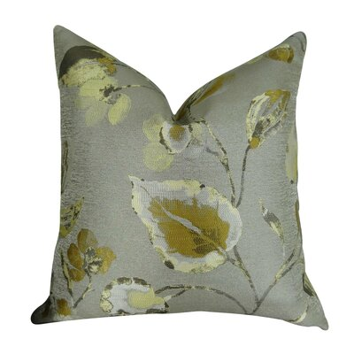 Efird Floral Luxury Throw Pillow