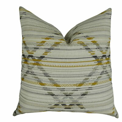 Ladner Aztec Pattern Throw Pillow
