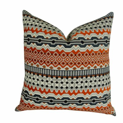 Pinero Persimmon Luxury Throw Pillow