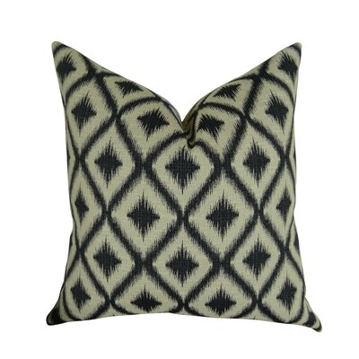 Mcmann Diamond Pattern Throw Pillow