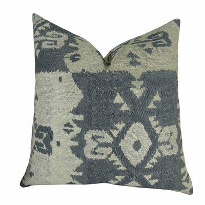 Marbury Woven Tribal Designer Luxury Throw Pillow