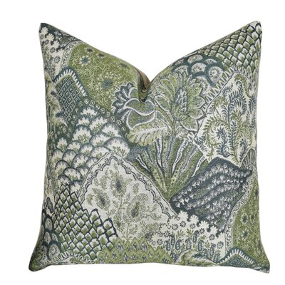 Eells Spring Nature Throw Pillow