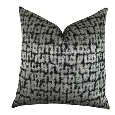 Frederick Luxury Metallic Throw Pillow