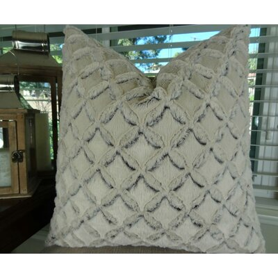 Jurgens Throw Pillow Size: Double Sided 18 x 18, Fill Material: Insert Option: 95/5 Feather/Down
