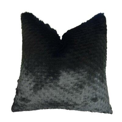 Juarez Luxury Tissavel Faux Fur Throw Pillow