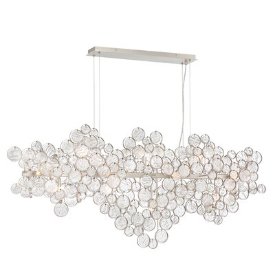 Spellman 15-Light Kitchen Island Pendant