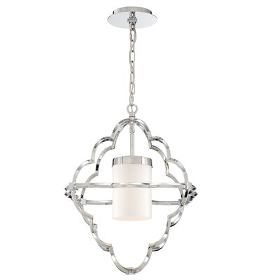 Southfields Ethereal 1-Light Mini Chandelier