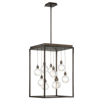 Fenagh 10-Light LED Foyer Pendant