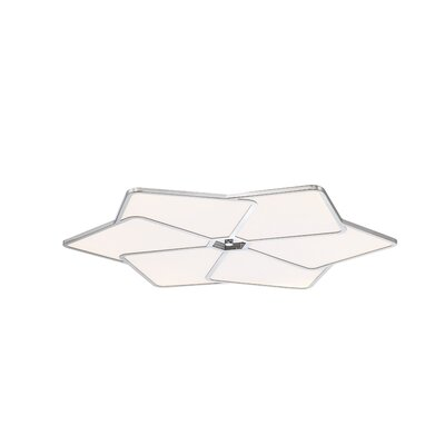 Stutes 4-Light LED Flush Mount