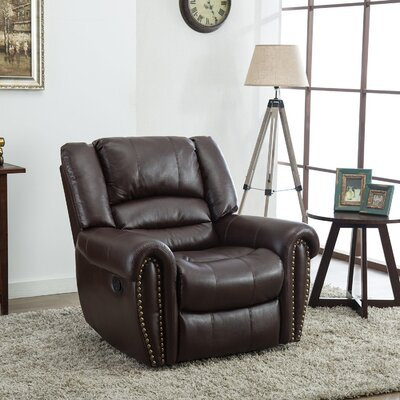Halliburton Manual Stretched Recliner