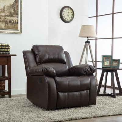 Hallberg Hugger Wall Manual Recliner