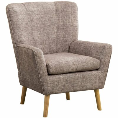 Cress Armchair Upholstery: Dust Gray