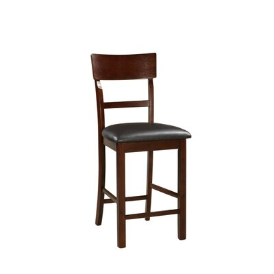 Hoelscher Wooden 24 Bar Stool