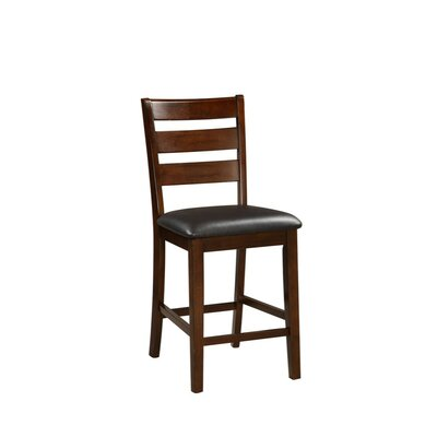 Hoerner Wooden Armless 24 Bar Stool