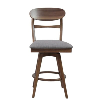 Chau 24 Swivel Bar Stool (Set of 2)