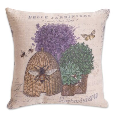 Tuggle Jardiniere Polyester Throw Pillow