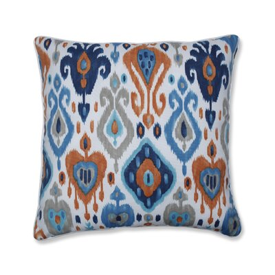 Alladin Azure Indoor/Outdoor Floor Pillow