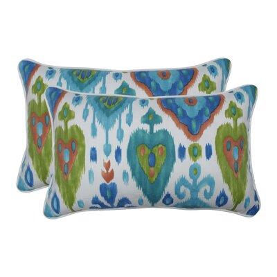 Allegan Indoor/Outdoor Lumbar Pillow