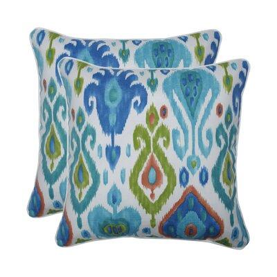 Allen Indoor/Outdoor Throw Pillow