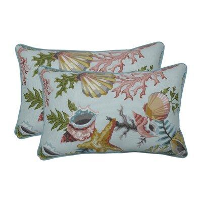 Vyron Seamist Indoor/Outdoor Lumbar Pillow