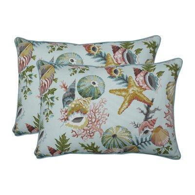 Latasha Seamist Indoor/Outdoor Lumbar Pillow