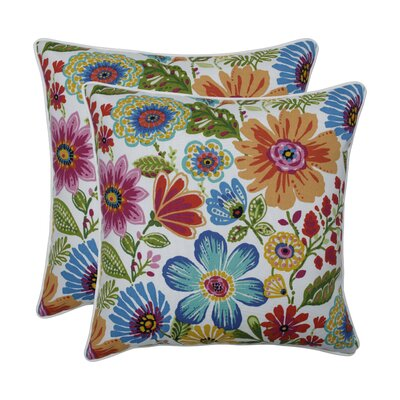 Chambord Indoor/Outdoor Throw Pillow