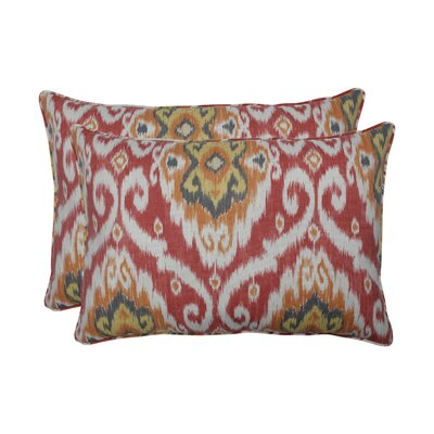 Allsopp Coral Indoor/Outdoor Lumbar Pillow