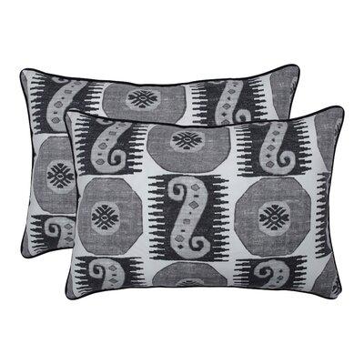 Albion Indoor/Outdoor Lumbar Pillow