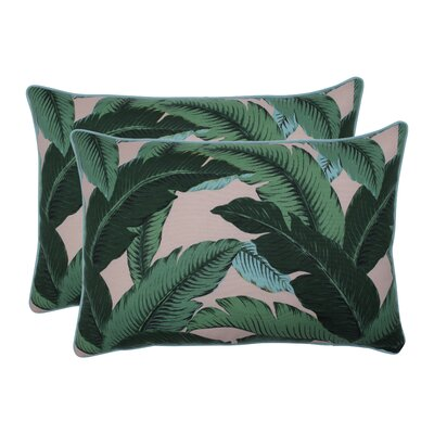 Chadwick Swaying Palms Indoor/Outdoor Lumbar Pillow