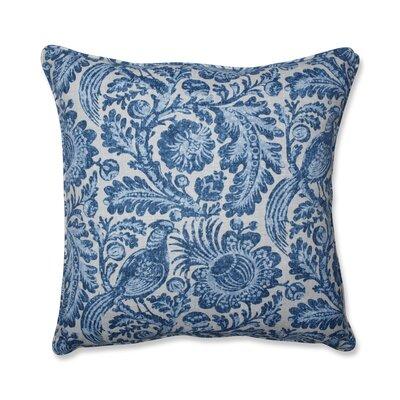 Leiser Tucker Resist Azure Indoor/Outdoor Floor Pillow