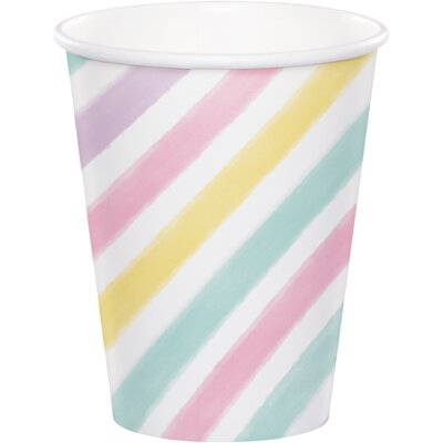 Sparkle Unicorn 9 oz. Paper Everyday Cup DTC329301CUP