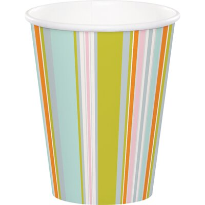 Happy Jungle 9 oz. Paper Everyday Cup DTC324584CUP