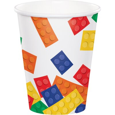 Block 9 oz. Paper Party Cup DTC102054CUP