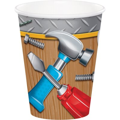 Handyman 9 oz. Paper Everyday Cup DTC321814CUP