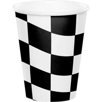 Check 9 oz. Paper Everyday Cup DTC373344CUP