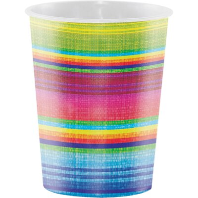 Serape 16 oz. Plastic Everyday Cup DTC324360TUMB