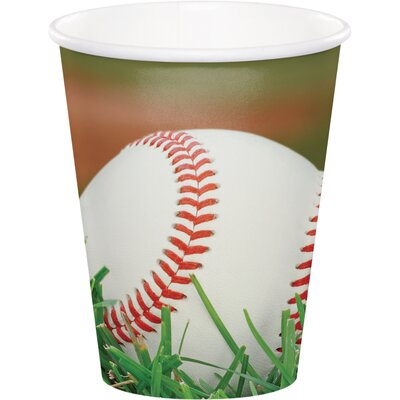Baseball 9 oz. Paper Everyday Cup DTC377963CUP