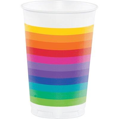 16 oz. Plastic Everyday Cup DTC372972TUMB