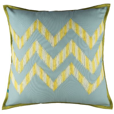Funderburg Lightening Bright Decorative Cotton Pillow Cover