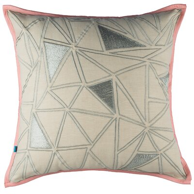 Medellin Geo Decorative Cotton Pillow Cover