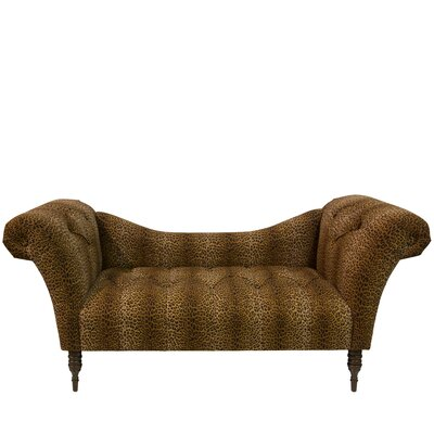 Sullivan Tufted Chaise Lounge