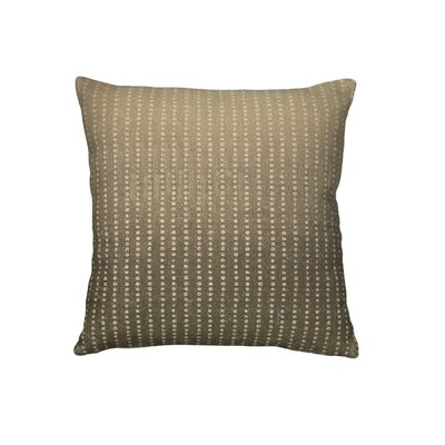 Reeside Dots Cotton Throw Pillow
