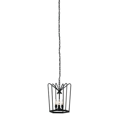 Pockerley 3-Light Foyer Pendant