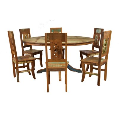 Goulart 7 Piece Dining Set
