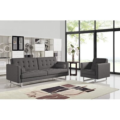 Tinna 2 Piece Living Room Set