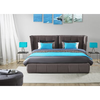 Shaquille Upholstered Storage Platform Bed Size: Queen