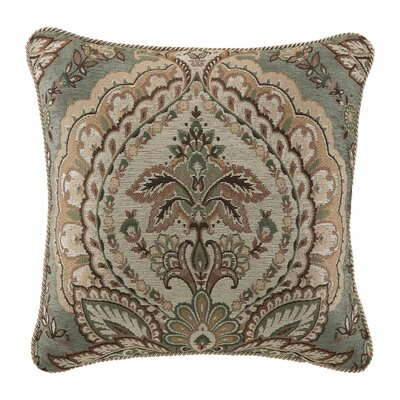 Rea Square Throw Pillow
