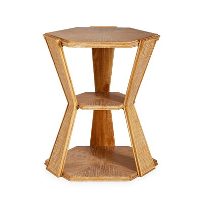 Antwerp 2 Tier End Table
