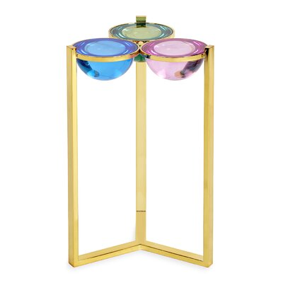 Globo Drink End Table