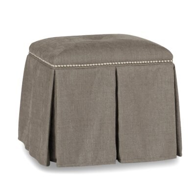 Costillo Bunching Cube Ottoman Upholstery: Brown
